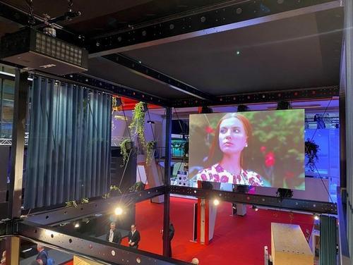 миниатюрный экран LED станет основным элементом эпохи (2)