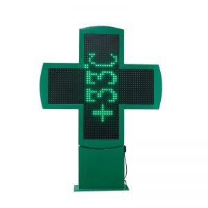 Компактный фиксированный светодиодный дисплей