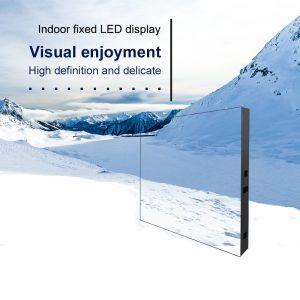 Гранитный светодиодный дисплей для помещений