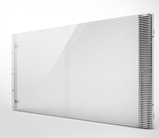 Алмазный прозрачный светодиодный дисплей